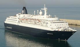 Blue de France cruise ship