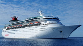 Pullmantur Cruises-MS Sovereign ship
