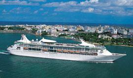 Royal Caribbean-Enchantment of the Seas ship