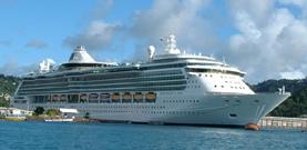 RCI-Serenade of the Seas cruise ship