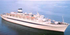 Regal Empress cruise ship