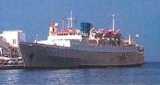 Orpheus cruise ship