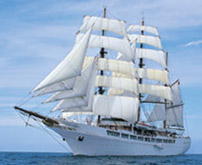 Sea Cloud 2 sailing ship