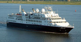 Cruise Ship Jobs-Prince Albert 2 ship