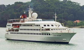 Star Cruises-Megastar Aries ship