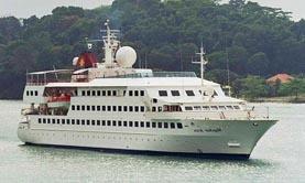 Star Cruises-Megastar Aries ship