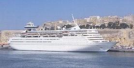 Sunbird cruise ship