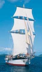 Flying Cloud - sailing cruise ship