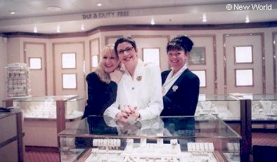 Cruise Ship Jobs Gift Shop Department Jobs Shop Manager
