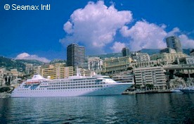 Silver Cloud cruise ship