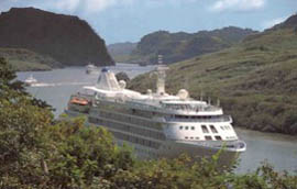 Silversea Cruises-Silver Wind ship