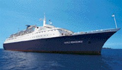 World Renaissance cruise ship